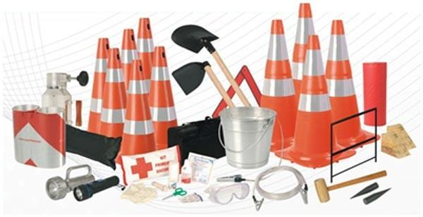 Kit de emergência para transporte de produtos químicos - Lima Seg b87516d4d6