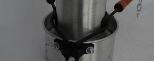 Abafa Chamas Frigideira 120mm2