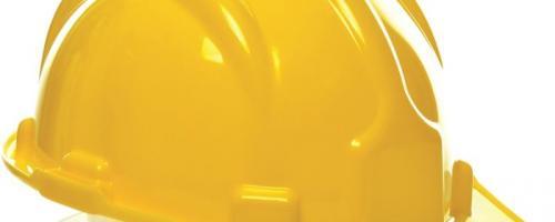 Capacete de Segurança classe B Com Suspensão Plastcor PLT