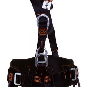 Cinto Paraquedista com cinco pontos de Ancoragem
