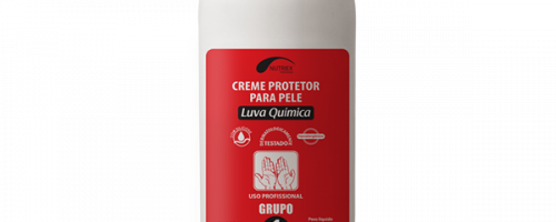 Creme Protetor Luva Química Grupo 1- 1 litro Nutriex (Água)