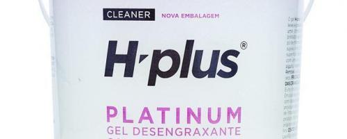 Gel Desengraxante H-plus Platinum