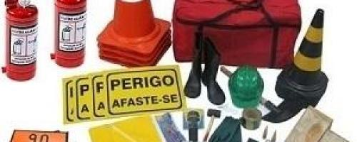 Kit de Emergências NBR 9735