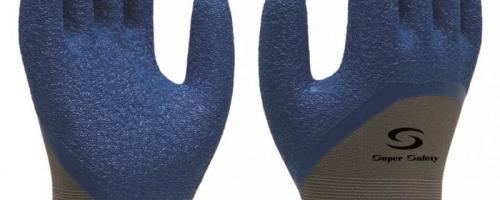 Luva Suporte Têxtil e Látex (SS1005)