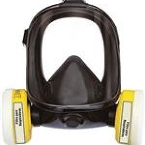 Máscara Panorâmica c/ 2 filtros
