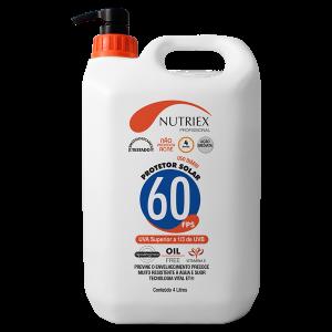 Protetor Solar 4 litros (FPS60)