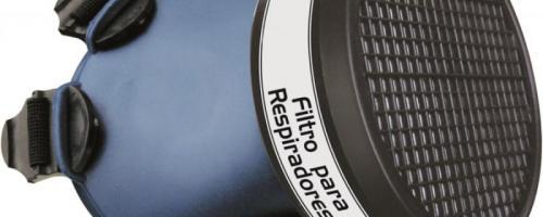 Respirador 1/4 Semi Facial c/ 1 filtro